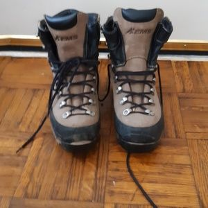 Shoes - Womens EMS Made in Italy Hiking Boots